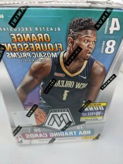 2019-20 Panini Mosaic Blaster Box Chance Zion Ja Or Coby Pel