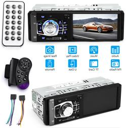 4.1'' Car Stereo FM Radio BT USB AUX MP5 MP3 Car Player Sing