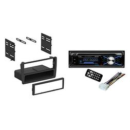 Boss 508UAB in Dash CD Player MP3 Stereo Receiver + Dash Kit
