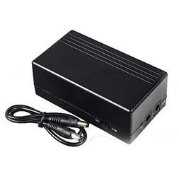 Yongse 5V2A 14.8W UPS Uninterrupted Power Supply Alarm Syste