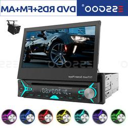 "2 DIN 6.2"" Car Stereo Radio DVD CD Player MP5 MP3 Bluetooth"