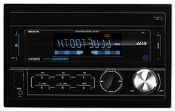 BOSS AUDIO 812UAB Double-DIN MECH-LESS  Receiver, Bluetooth,