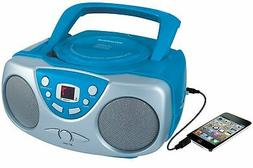 Brand New Sylvania SRCD243 Portable CD Player with AM/FM Rad