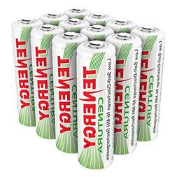 Tenergy AA Rechargeable NIMH Battery 2000mAh Pre-charged Hou