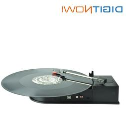 DIGITNOW!Portable USB Vinyl Turntable LP Record Player Vinyl