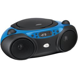 GPX BC232BU CD Boombox with AM/FM Radio