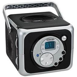 Jensen CD555 Black Limited Edtion Portable Bluetooth Music S
