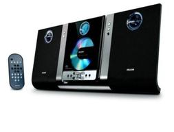 Philips MC235B Micro Hi-Fi Shelf System