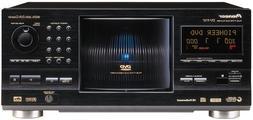 Pioneer DV-F727 301 Disc DVD/CD/CD-R/and RW Player