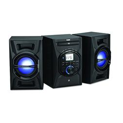 RCA RS3697B CD Mini System with Bluetooth