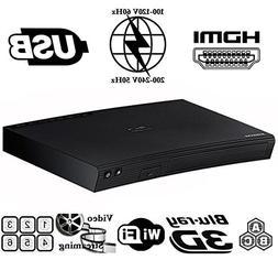 Samsung J5900RF Wi-Fi Multi System Region Free Blu-Ray Disc