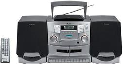 Sony CFD-ZW755 Portable CD / Cassette / Radio Boombox with D