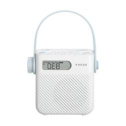 Sony ICF-S80 Splash Proof Shower Radio with Speaker