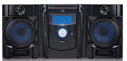 Sylvania SRCD2731BT CD Mini System with Bluetooth & Radio