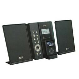 TEAC MC-DX50i 2.1 Channel Ultra Thin Hi-Fi System with iPod