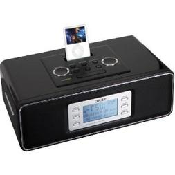 Teac HD-1 Clock Radio with iPod cradle and AM/FM HD Radio Re