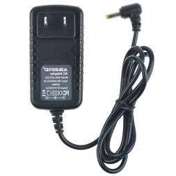 AC/DC Adapter Charger for RCA RP3013 Portable CD Player Powe