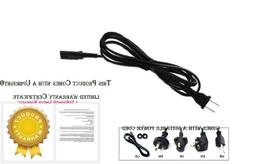 UpBright NEW AC Power Cord Outlet Socket Cable Plug Lead For
