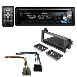 Pioneer Aftermarket Car Radio Stereo CD Player Dash Install