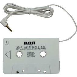 Audiovox AH760R MP3 CD Cassette Adapter - Quantity 6