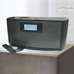 iTrak AM/FM/CD/MP3 Portable CD Boombox Limited Edition Speak