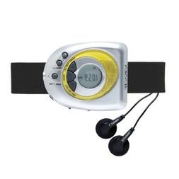 Jensen Digital AM/FM Stereo Armband Radio