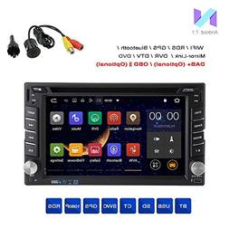MCWAUTO Android 7.1 unviersal double din Car DVD CD Player 6