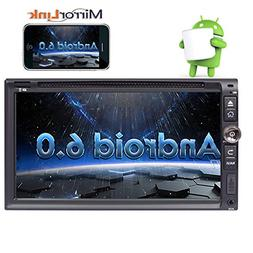 6.95 inch Android 6.0 Car Stereo - 2 Din In Dash Bluetooth G