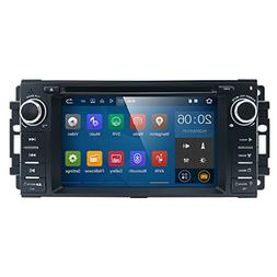 Android 7.1 Car Stereo CD DVD Player - in Dash Car Radio Mul
