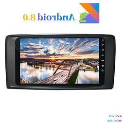 Android 8.0 Car Stereo, Hi-azul In-dash Car Radio 9 Inch 8-C
