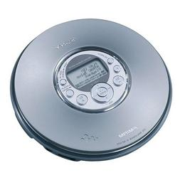 Sony Atrac3/MP3 CD Walkman D-NF420 - CD / MP3 player with ra