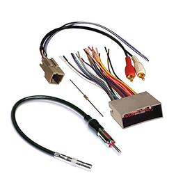 Audiophile Car Stereo CD Player Wiring Harness Wire Aftermar