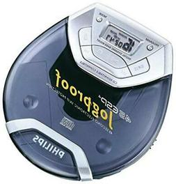 Philips AX5011 Portable Jogproof CD Player with 45-Second An