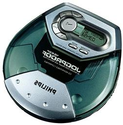 Philips AX5111 Personal CD Player with 45-Second Electronic