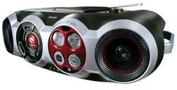 Philips AZ2555 CD Boombox with USB PC Link