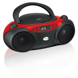GPX BC232B Sporty CD Boom Box
