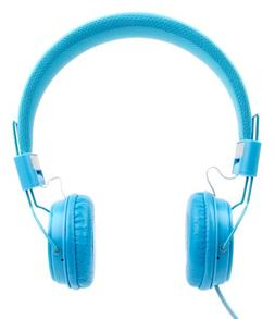 DURAGADGET Blue Ultra-Stylish Kids Fashion Headphones Compat