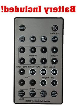 USBRMT New Bose Replacement Remote  For Bose Wave Soundtouch