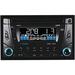 BOSS AUDIO 870DBI Double-DIN In-Dash AM/FM/CD Receiver with