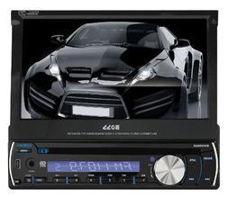 BOSS AUDIO BV9982I Single-DIN 7 inch Motorized Touchscreen D