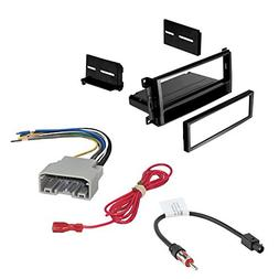 CAR Stereo Radio CD Player Receiver Install MOUNTING KIT Wir