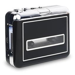 Cassette Player Portable Walkman, Convert Tapes to Digital M