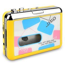 DIGITNOW Cassette Player-Cassette Tape To MP3 CD Converter V