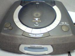 PHILIPS CD PLAYER ALARM CLOCK AND RADIO AJ3935
