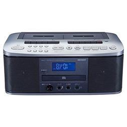 TOSHIBA CD Radio Cassette recorder TY-CDW88