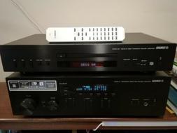 Yamaha CD-S300 Single-disc CD player/USB port - Black