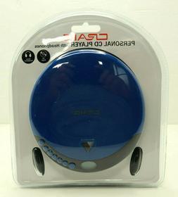 Craig Electronics CD2808BL Craig Cd2808bl Blue Personal Cd P