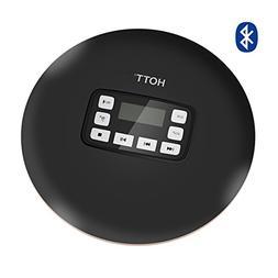 HOTT CD611T Portable CD Player Wireless Bluetooth HIFI Stere