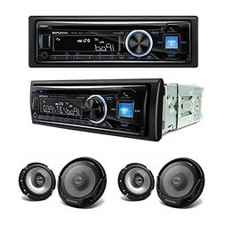 Alpine CDE-143BT CD/USB receiver With Advanced Bluetooth and