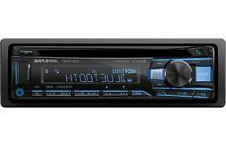 Alpine CDE-172BT Car Audio Single DIN In Dash Bluetooth CD P